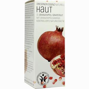Abbildung von Dresdner Essenz Naturell Haut Öl Granatapfel/grapefruit  100 ml