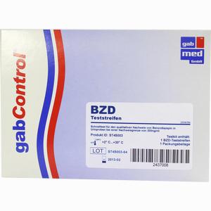 Abbildung von Drogentest Benzodiazepine Gabmed  1 Stück
