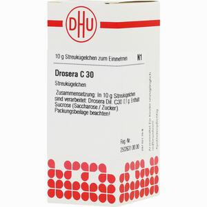 Abbildung von Drosera C30 Globuli Dhu-arzneimittel 10 g