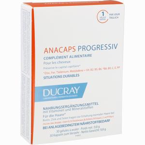 Abbildung von Ducray Anacaps Progressiv Kapseln  30 Stück