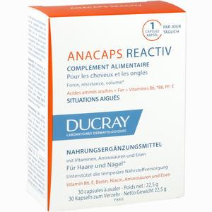 Abbildung von Ducray Anacaps Reactiv Kapseln 30 Stück
