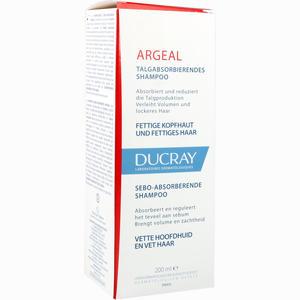 Abbildung von Ducray Argeal Shampoo gegen Fettiges Haar  200 ml