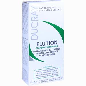 Abbildung von Ducray Elution Shampoo Aktiver Schutz  200 ml