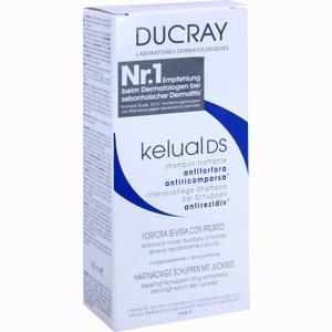 Abbildung von Ducray Kelual Ds Anti- Schuppen- Shampoo  100 ml