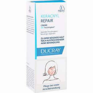 Abbildung von Ducray Keracnyl Repair Creme  50 ml