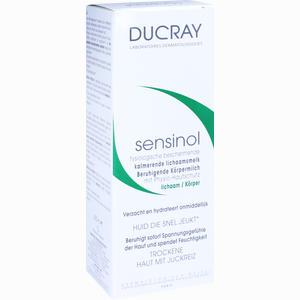 Abbildung von Ducray Sensinol Beruhigende Körpermilch Lotion 200 ml