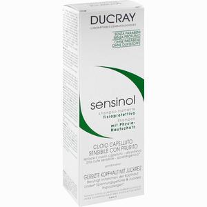 Abbildung von Ducray Sensinol Shampoo Irritierte Gereizte Kopfhaut  200 ml