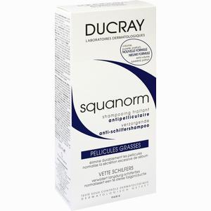 Abbildung von Ducray Squanorm Fettige Schuppen Shampoo  200 ml