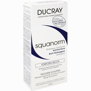 Abbildung von Ducray Squanorm Trockene Schuppen Shampoo  200 ml