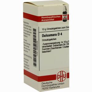 Abbildung von Dulcamara D4 Globuli 10 g