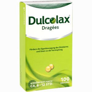 Abbildung von Dulcolax Dragees Tabletten 100 Stück