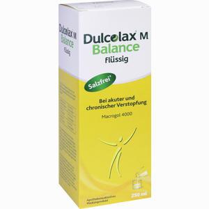 Abbildung von Dulcolax M Balance Flüssig Lösung 250 ml