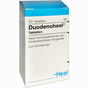 Abbildung von Duodenoheel Tabletten  50 Stück