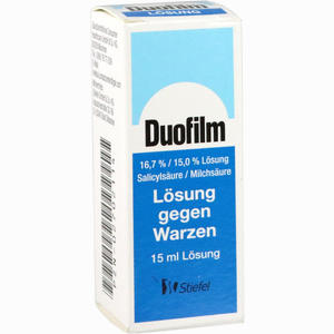 Abbildung von Duofilm Lösung 15 ml