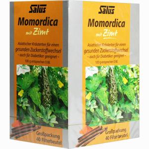 Abbildung von Duovital Momordica Charantia mit Zimt Kräutertee Tee 40 g