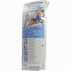 Abbildung von Dusch Folien Knie Lang 80cm 5 Stück
