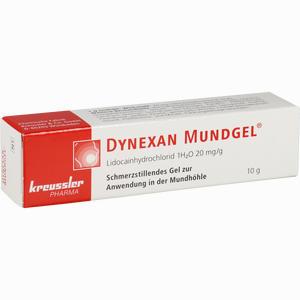 Abbildung von Dynexan Mundgel Gel 10 g