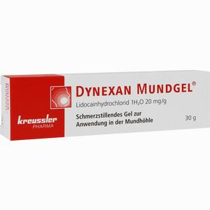 Abbildung von Dynexan Mundgel Gel 30 g