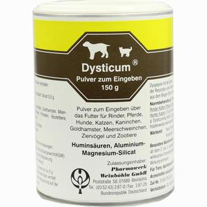 Abbildung von Dysticum Vet Pulver 150 g