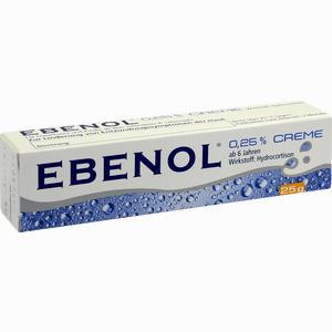 Abbildung von Ebenol 0,25% Creme 25 g