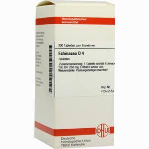 Abbildung von Echinacea D4 Tabletten 200 Stück