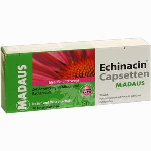 Abbildung von Echinacin Capsetten 40 Stück