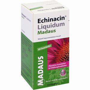 Abbildung von Echinacin Liquidum Madaus  50 ml