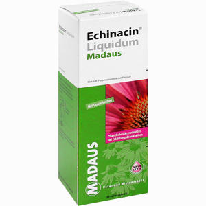 Abbildung von Echinacin Liquidum Madaus  100 ml