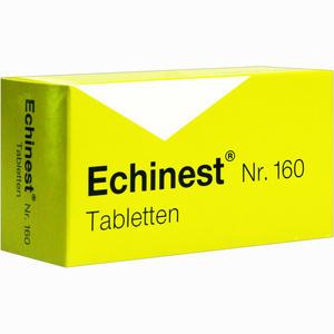 Abbildung von Echinest Nr. 160 Tabletten 100 Stück