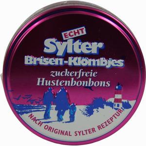 Abbildung von Echt Sylter Brisen- Klömbjes zuckerfrei Bonbon 70 g