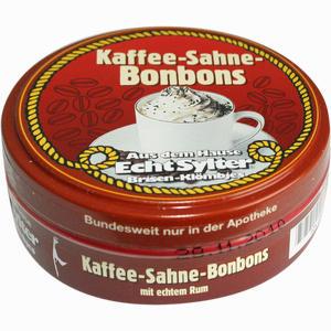 Abbildung von Echt Sylter Insel- Klömbjes Kaffee- Sahne- Bonbons  70 g