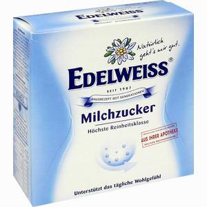 Abbildung von Edelweiss Milchzucker 250 g