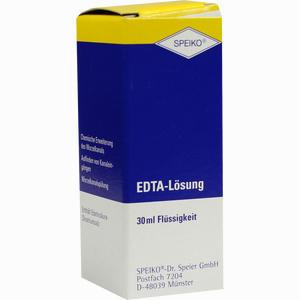 Abbildung von Edta- Lösung  30 ml