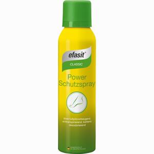 Abbildung von Efasit Antitranspirant & Fusspilz Spray  150 ml
