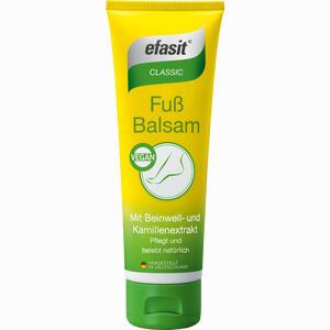 Abbildung von Efasit Classic Fussbalsam  75 ml