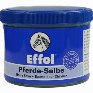 Abbildung von Effol Pferde- Salbe  500 ml