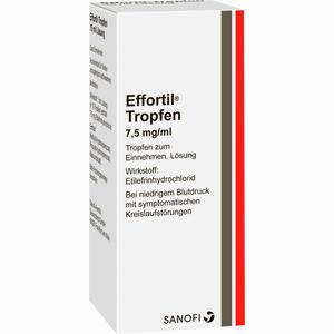 Abbildung von Effortil Tropfen Lösung 15 ml
