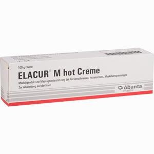 Abbildung von Elacur M Hot Creme 100 g