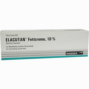 Abbildung von Elacutan Fettcreme  150 g