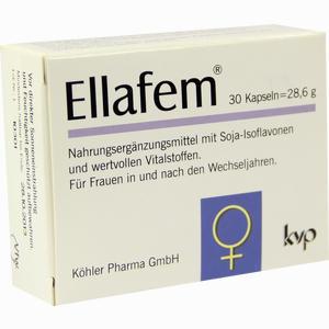 Abbildung von Ellafem Kapseln 30 Stück