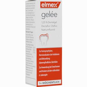 Abbildung von Elmex Gelee Gel 25 g