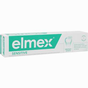 Abbildung von Elmex Sensitive mit Faltschachtel Zahnpasta 75 ml
