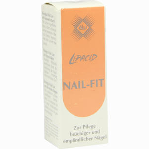 Abbildung von Elu Nagel- Fit Lipacid Öl Oel 12 ml