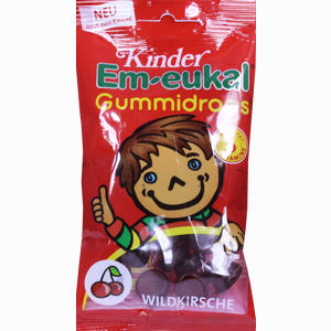 Abbildung von Em- Eukal Kinder Gummidrops Zuckerhaltig Bonbon 75 g