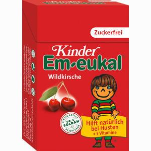 Abbildung von Em- Eukal Kinder zuckerfrei Pocketbox Bonbon 40 g