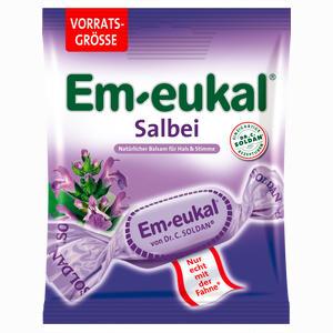 Abbildung von Em- Eukal Salbei Zuckerhaltig Bonbon 150 g