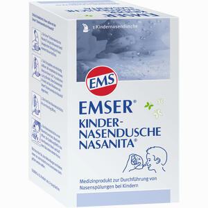 Abbildung von Emser Kinder- Nasendusche Nasanita 1 Stück