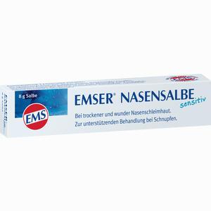 Abbildung von Emser Nasensalbe Sensitiv Nsa  8 g