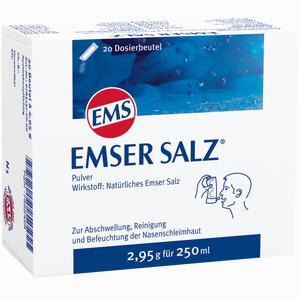 Abbildung von Emser Salz Beutel 20 Stück