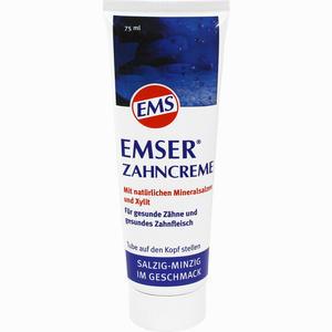 Abbildung von Emser Zahncreme  75 ml